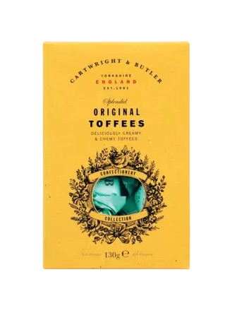 Original Butter Toffees