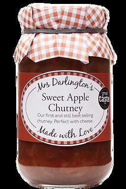 Mrs Darlingtons Sweet Apple Chutney 312g