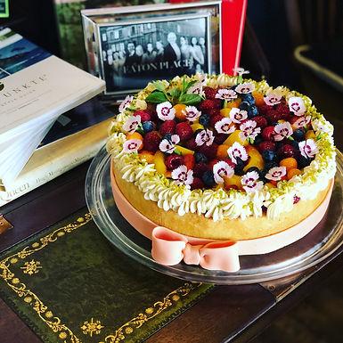 Mürbeteig Cake