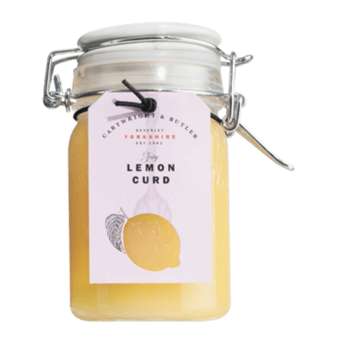 Lemon Curd Cartwright and Butler