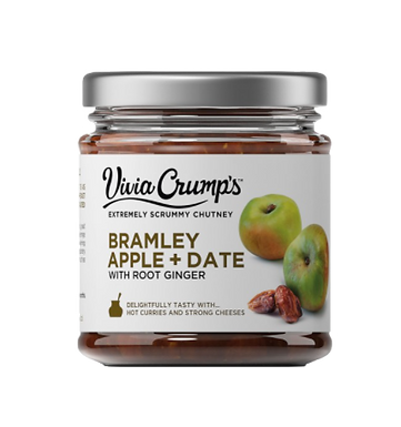 Bramley Apple & Date with Root Ginger Chutney