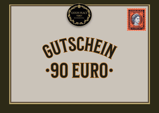 Gutschein 90€