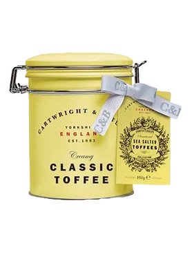 Sea Salted Toffees