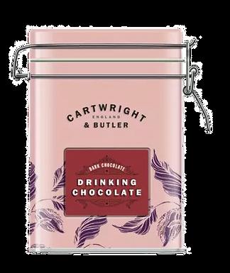 Drinking Dark Hot Chocolate