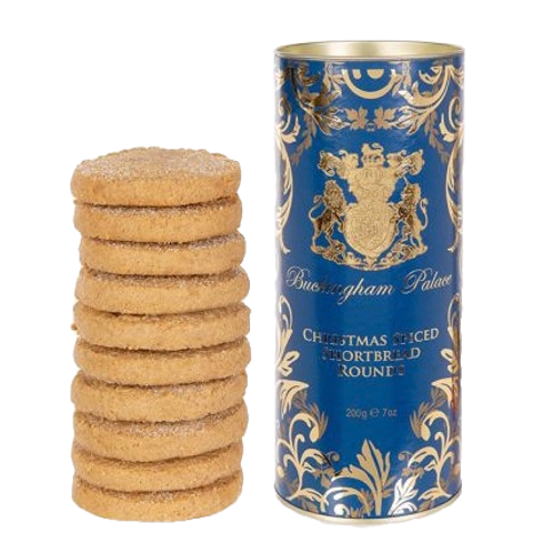 Buckingham Palace Christmas Spiced Biscuits