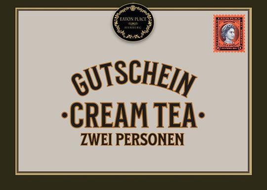 Cream Tea für 2 Personen