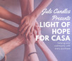 "Choose ""Light of Hope"" for CASA"