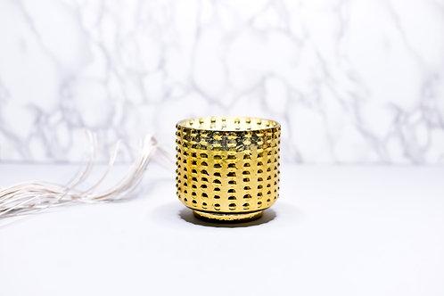 Gold Studded Pot