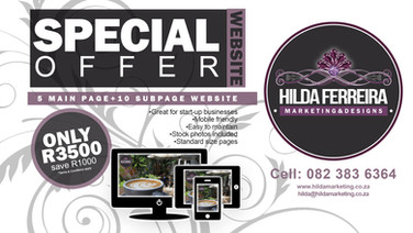 HILDA MARKETING  & DESIGNS
