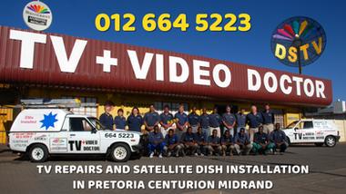 TV + VIDEO DOCTOR CENTURION
