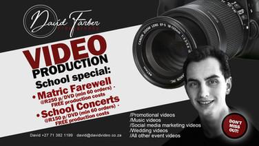 DAVID VIDEOGRAPHY