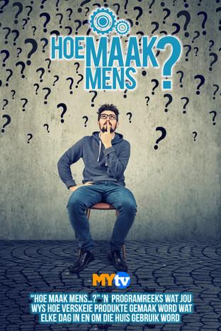 HOE MAAK MENS?