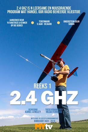 2.4GHZ REEKS 01