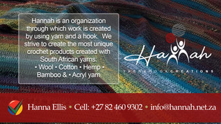 HANNAH YARN & HOOK CREATIONS