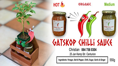 GATSKOP CHILLIES