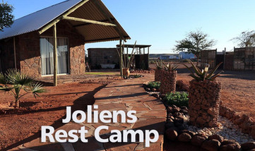 Joliens Rest Camp Namibia