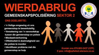 WIERDABRUG CPF SEKTOR 2
