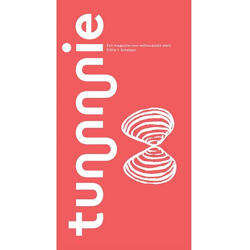 Tummie Magazine #1 Schelpen