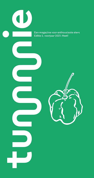 Tummie Magazine #2 Heet
