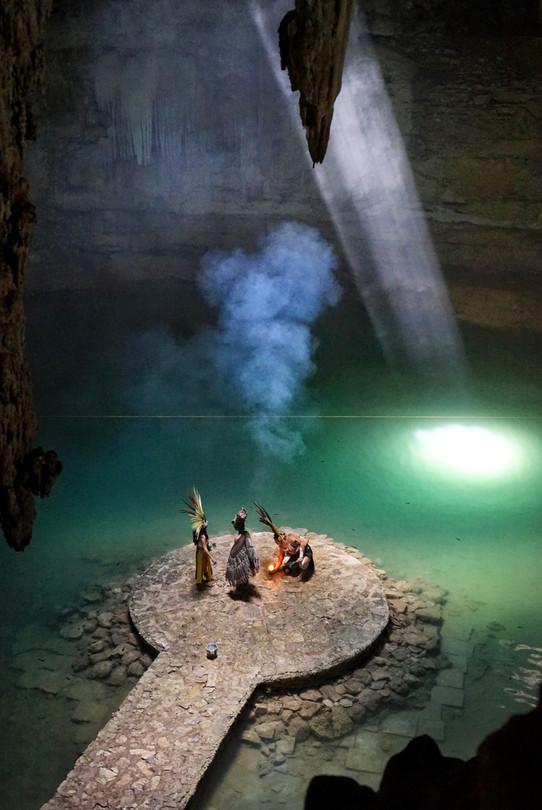 Maya ritueel