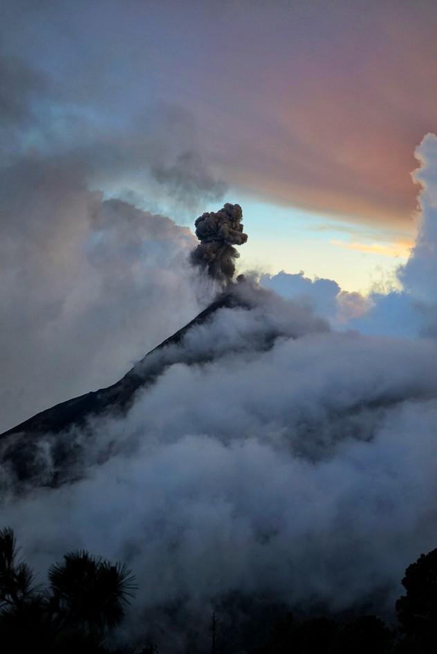 Vulkaan Fuego