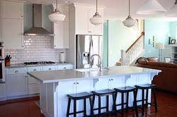 PRK Construction House Kitchen