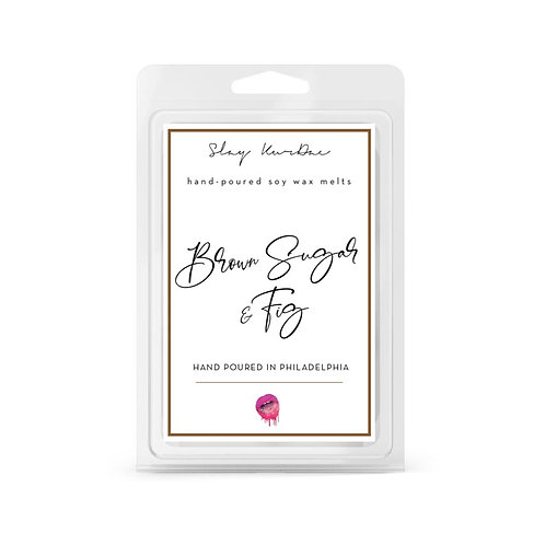Brown Sugar & Fig Wax Melt