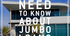 TUESDAY MORTGAGE TIP - What You Need To Know About Jumbo Loans