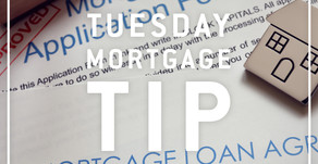 TUESDAY MORTGAGE TIP - Are you a self-employed business owner? If so, this is for you!