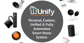 WE SUPPORT WEDNESDAYS: UNIFY SMART HOME