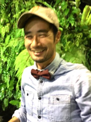 UTAI bow tie wearer in Nara
