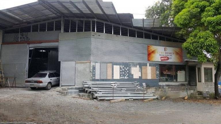 Parque Lefevre, 550 m²