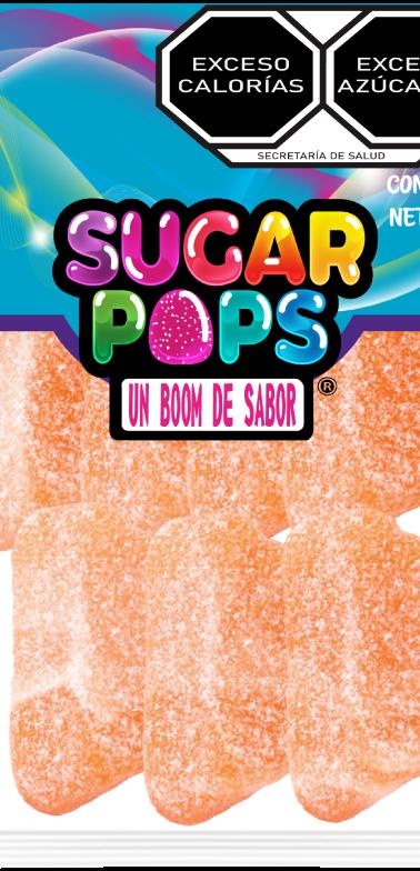 Sugar Pops Gajo de Naranja