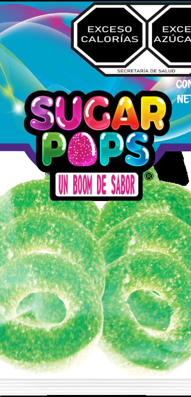 Sugar Pops Aro de Manzana