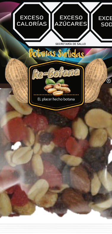 Mix Saludable 65 Grs