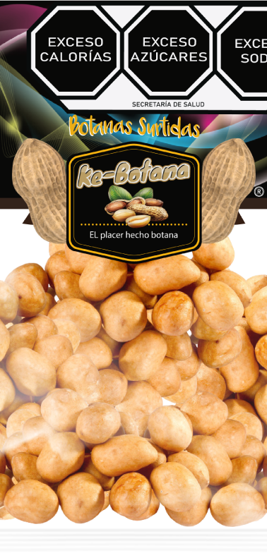 Cacahuate Japones 65 Grs