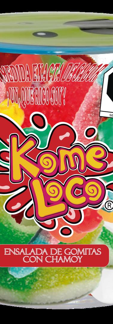 Kome Loco Mix 120 Grs