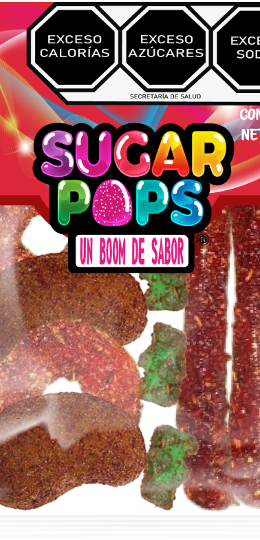 Sugar Pops Mix Enchilado