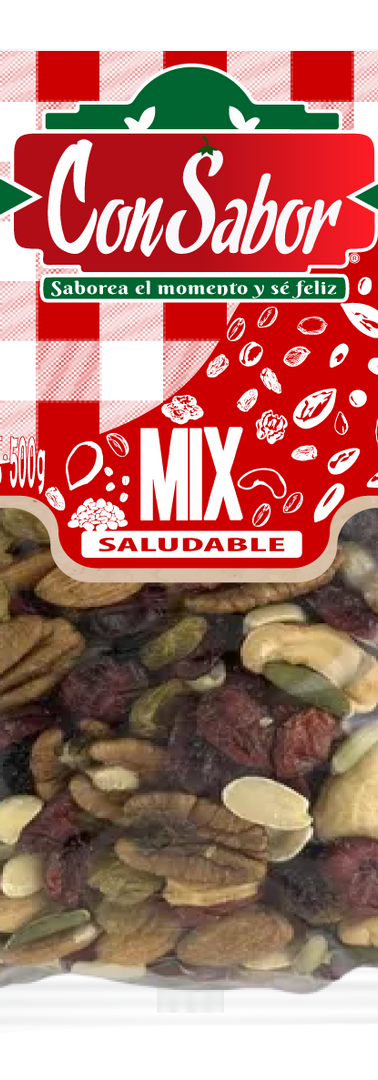 Mix Saludable 500 Grs