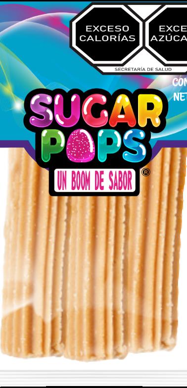 Sugar Pops Jamoncillo Barra