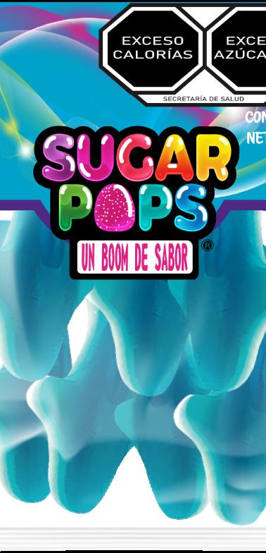 Sugar Pops Tiburón