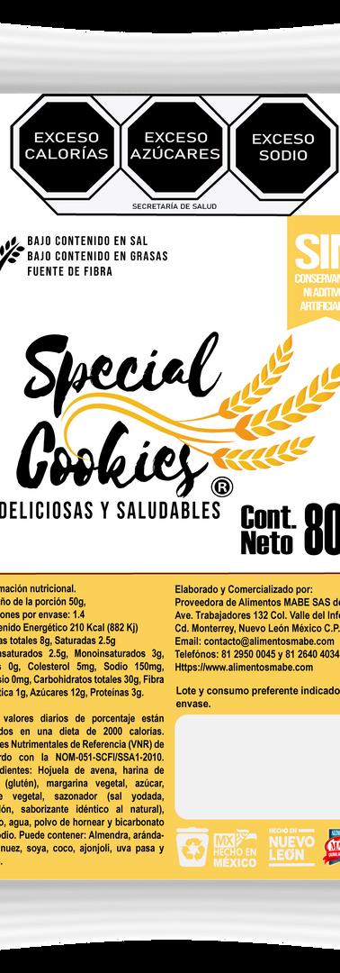 SPECIAL COOKIES_GALLETA CON CHOCOLUNETAS