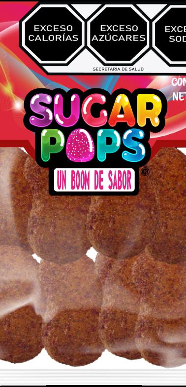 Sugar Pops Manguito Enchilado