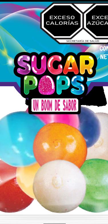 Sugar Pops Bolichicle