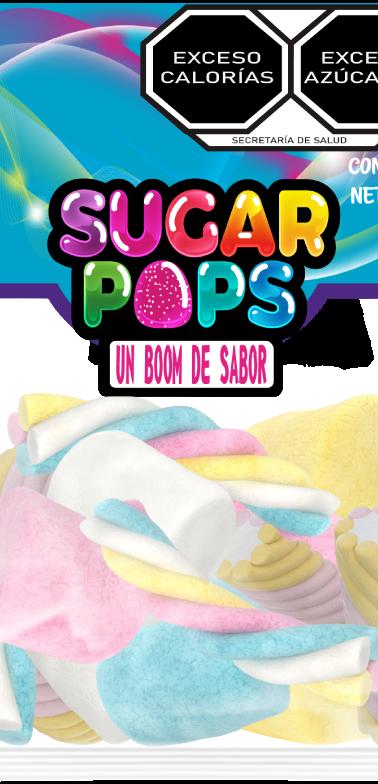 Sugar Pops Mix de Bombones