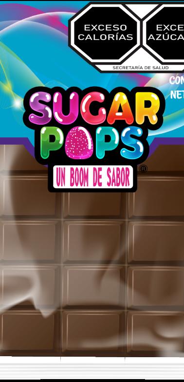 Sugar Pops Chocolate en Barra