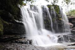 Cascada Cuarzos