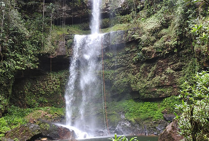 Cascada Hornayaco