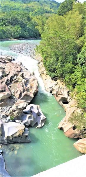Río Güejar - Lejanías