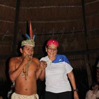 Comunidad indígena - San José del Guaviare